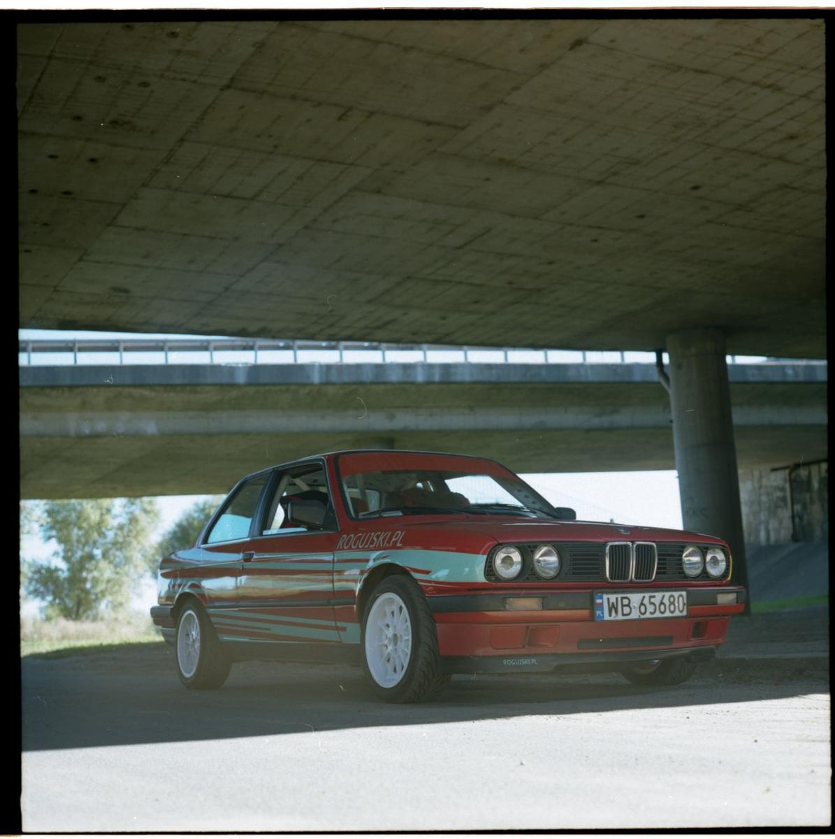 BMW E30 318is - 3
