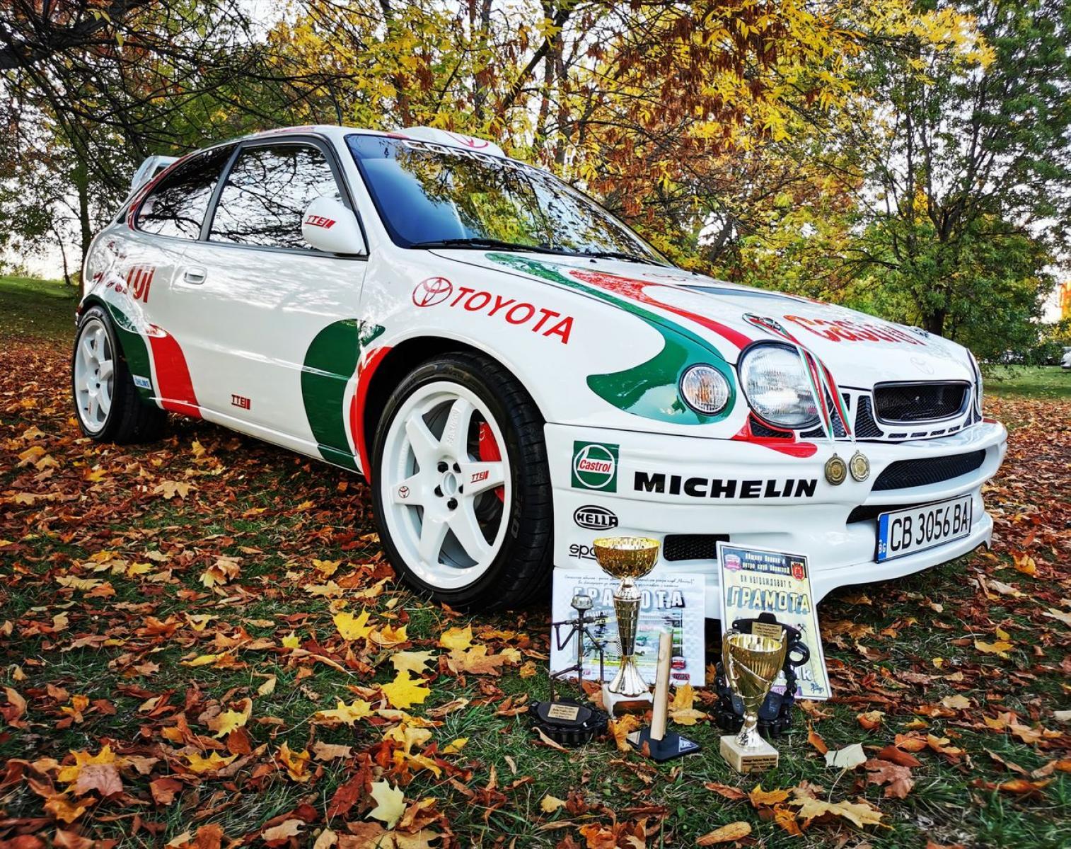 TOYOTA Corolla WRC Replica - 1