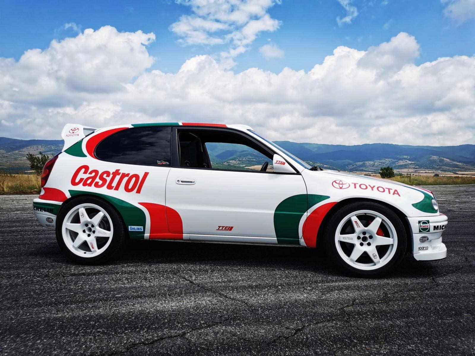 TOYOTA Corolla WRC Replica - 2