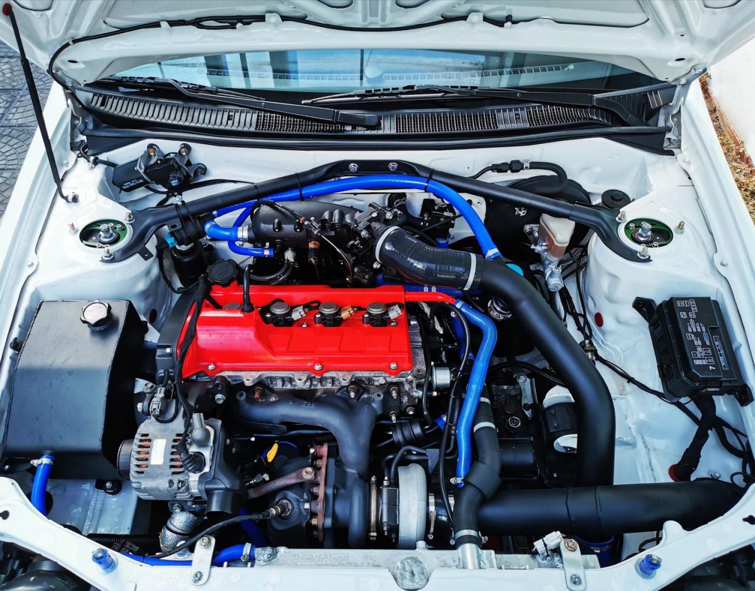TOYOTA Corolla WRC Replica - 4