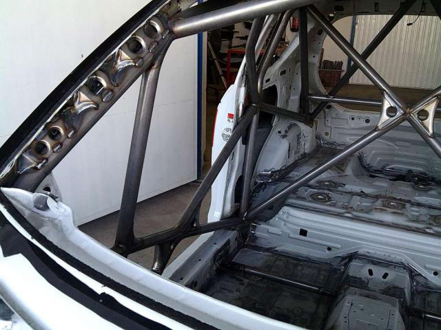 ROLLBAR – TUBULAR CHASSIS – RACECARE CHASSIS CONSTRUCTION - 2
