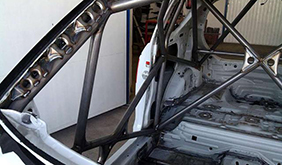 ROLLBAR – TUBULAR CHASSIS – RACECARE CHASSIS CONSTRUCTION - Slike 2