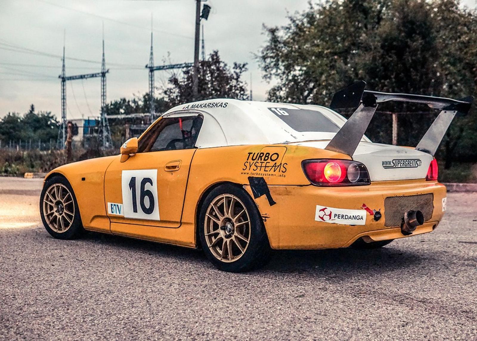 Honda S2000 AP1 / circuit race - 1