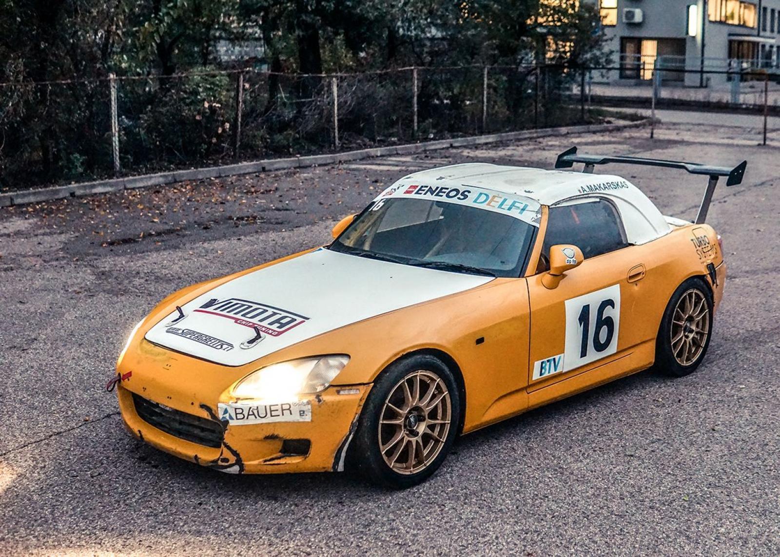 Honda S2000 AP1 / circuit race - 2