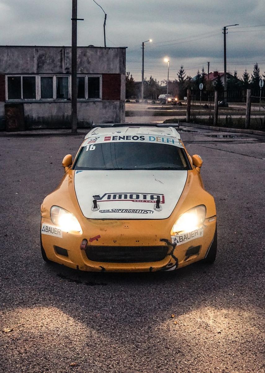 Honda S2000 AP1 / circuit race - 3