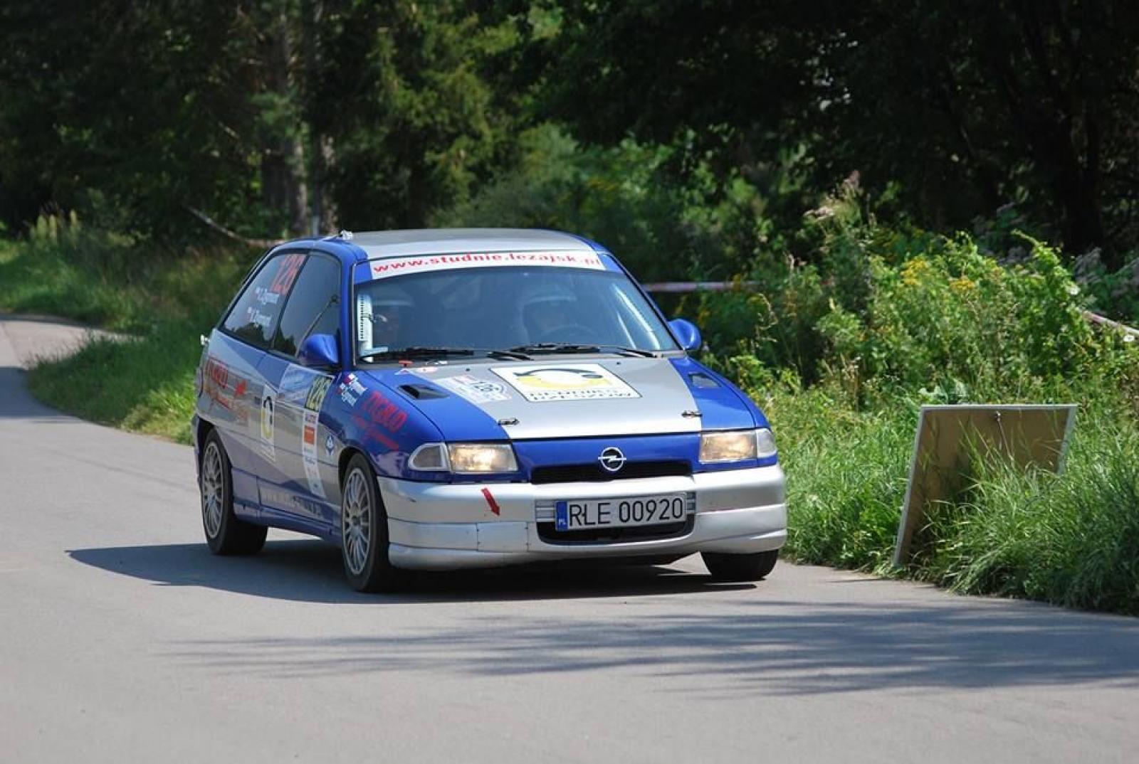 Opel Astra GSI - 1