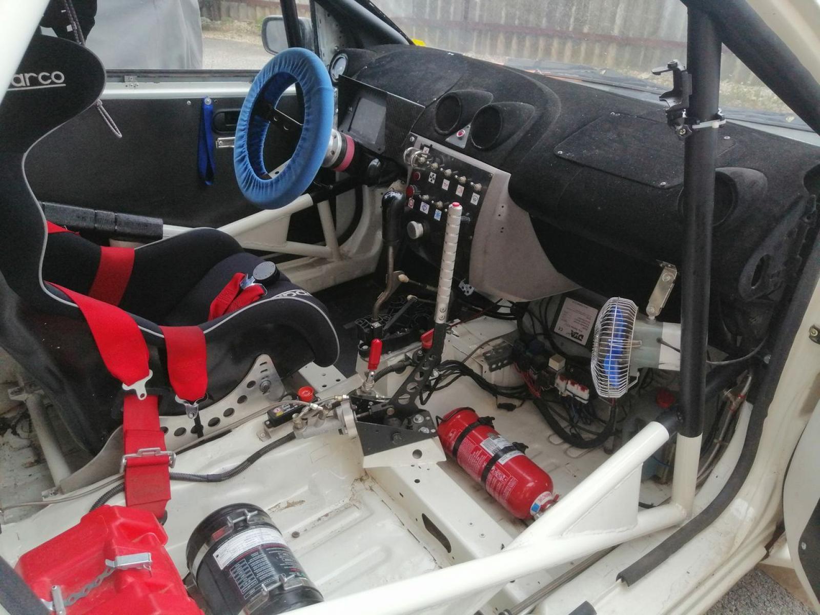 Ford Fiesta RX 2003 - 2