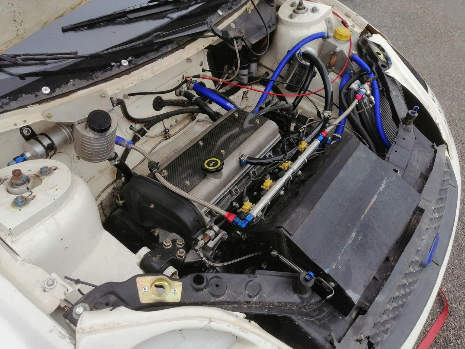 Ford Fiesta RX 2003 - 4
