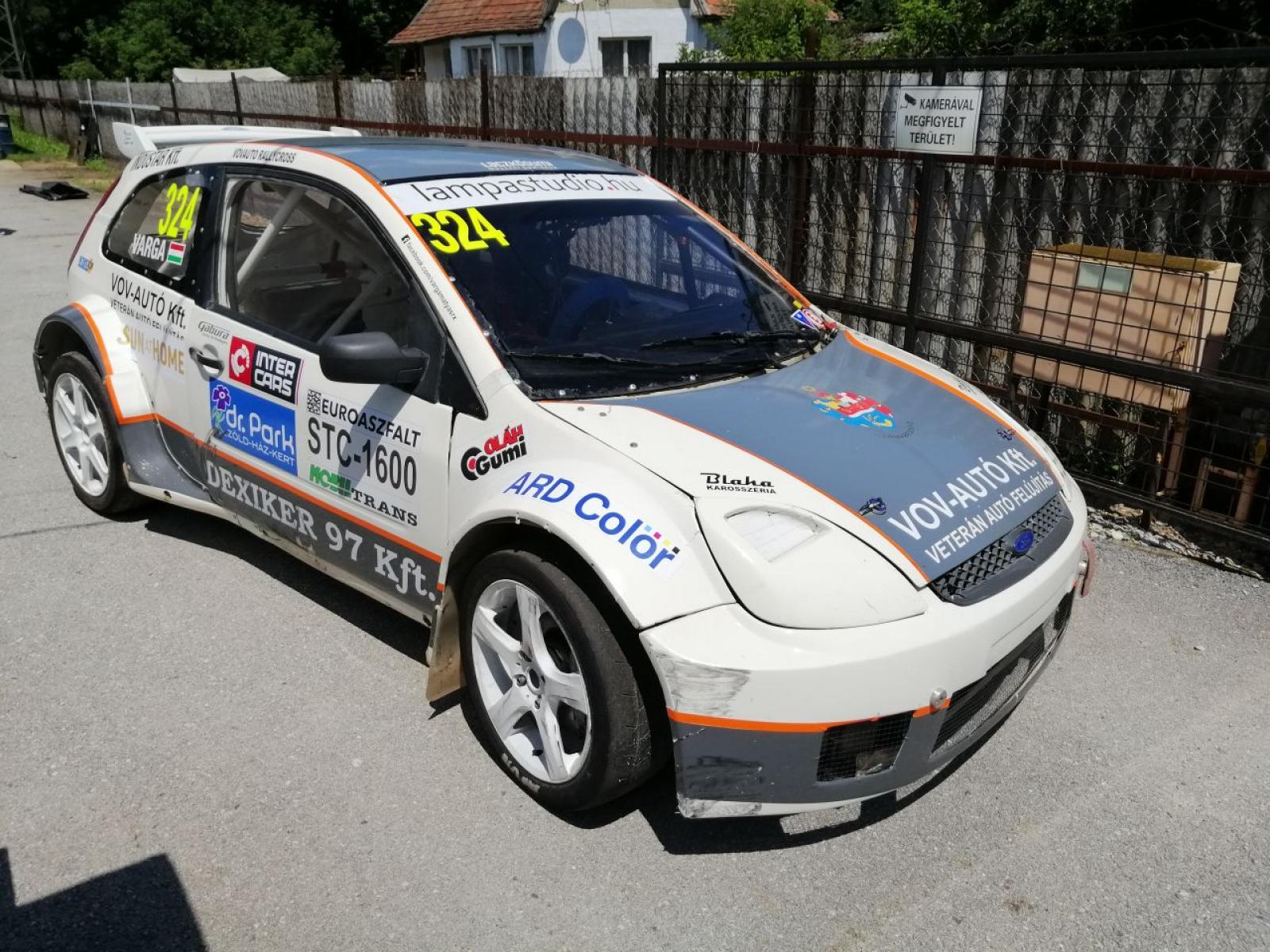 Ford Fiesta RX 2003 - 5