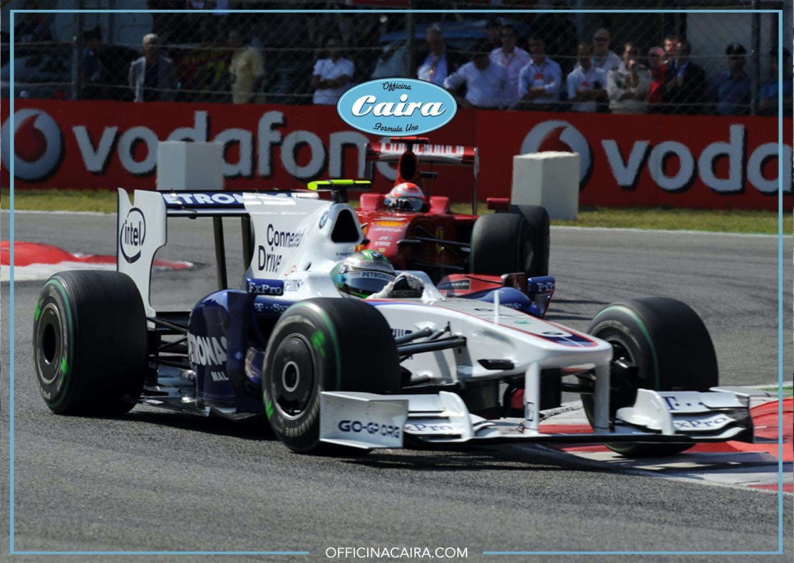 F1 BMW Sauber F1.09A-01 - 2