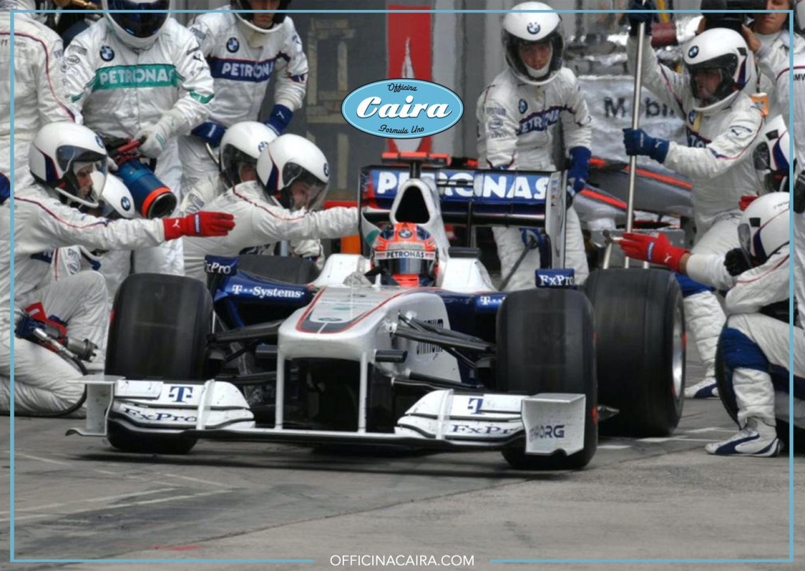 F1 BMW Sauber F1.09A-01 - 3