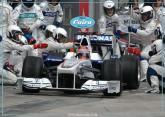 F1 BMW Sauber F1.09A-01 - Foto 3