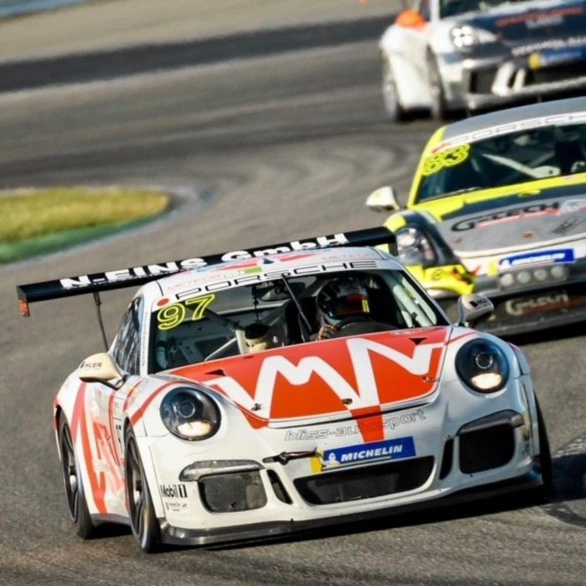 Porsche 991 GT 3 Cup Gen.1 /One of the best or the best on the market - 1
