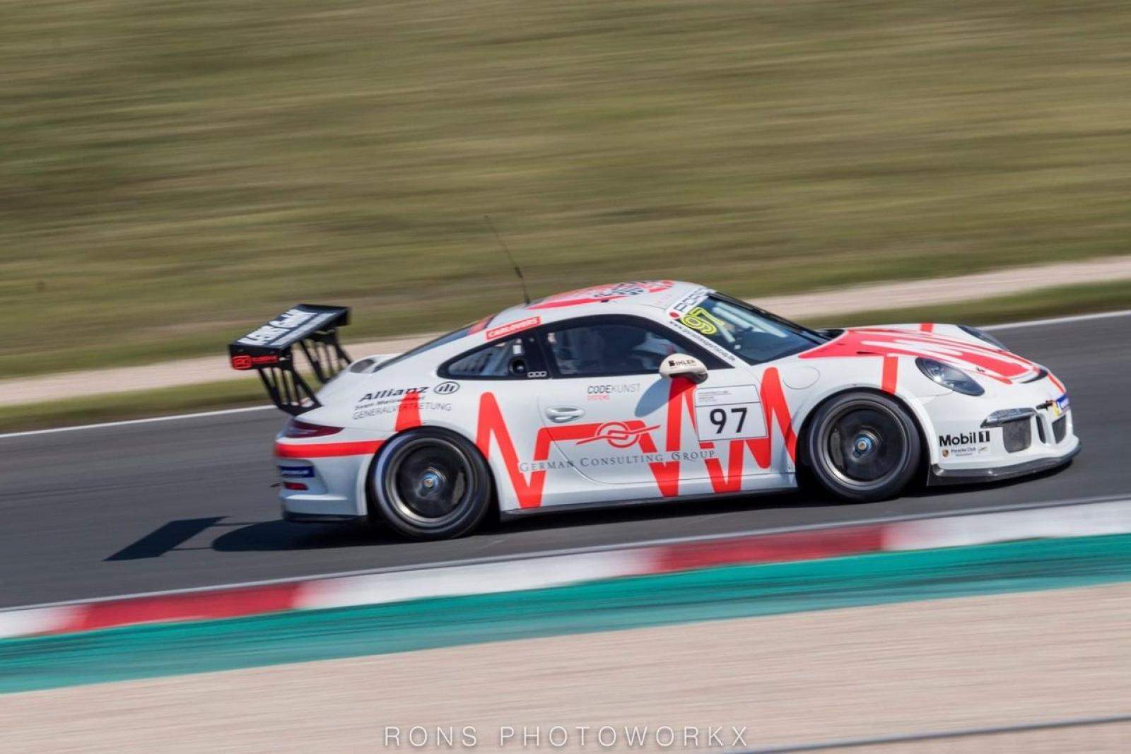 Porsche 991 GT 3 Cup Gen.1 /One of the best or the best on the market - 3