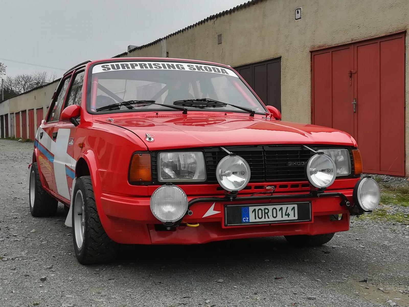 Škoda 130 LR - 1