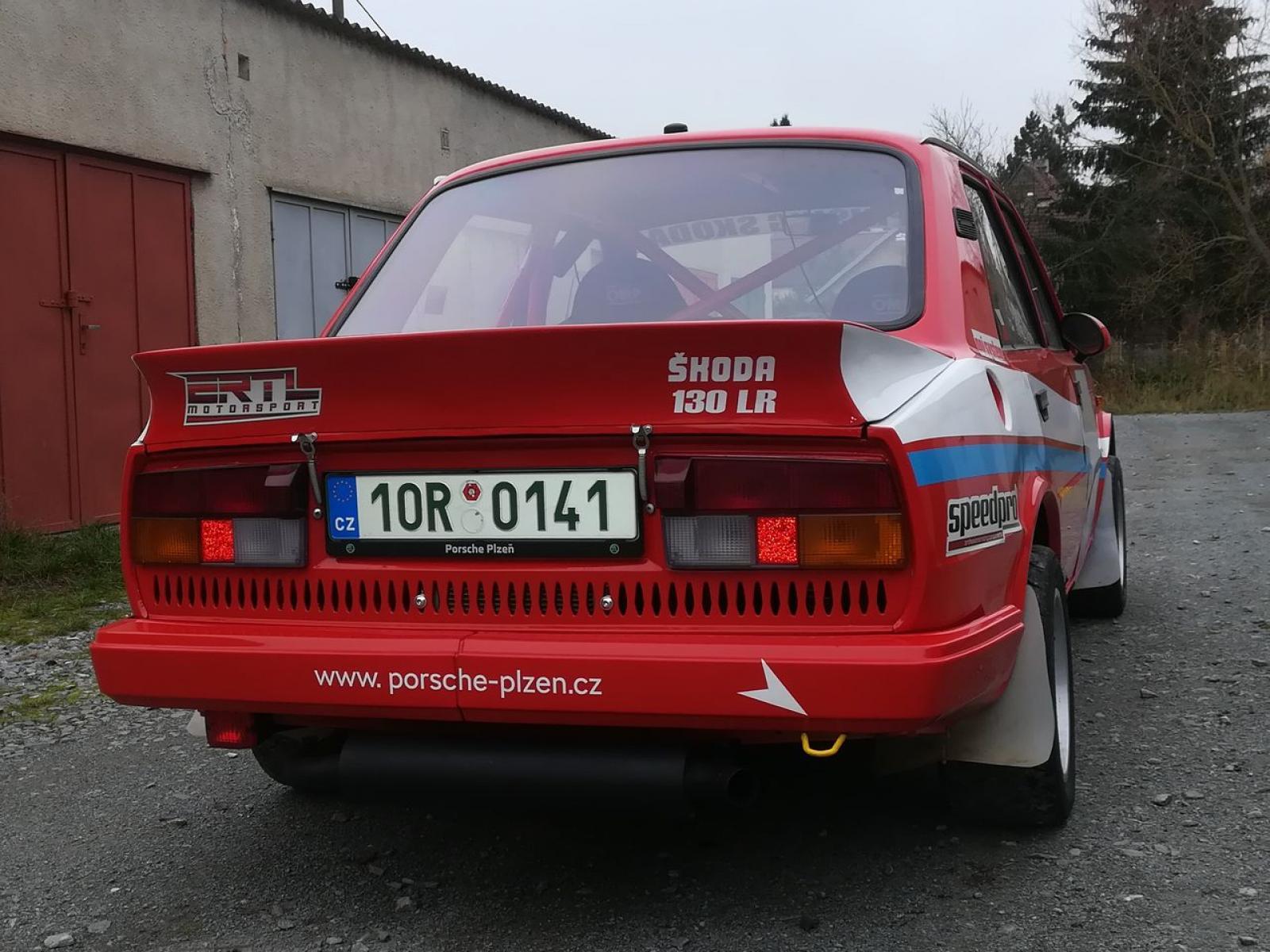 Škoda 130 LR - 2