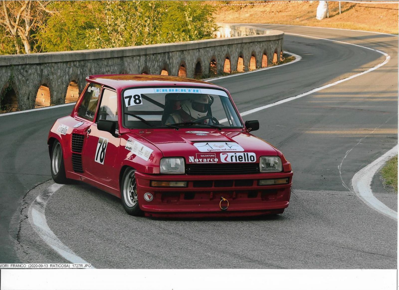 Renault 5 Turbo Group 4 RWD - 1
