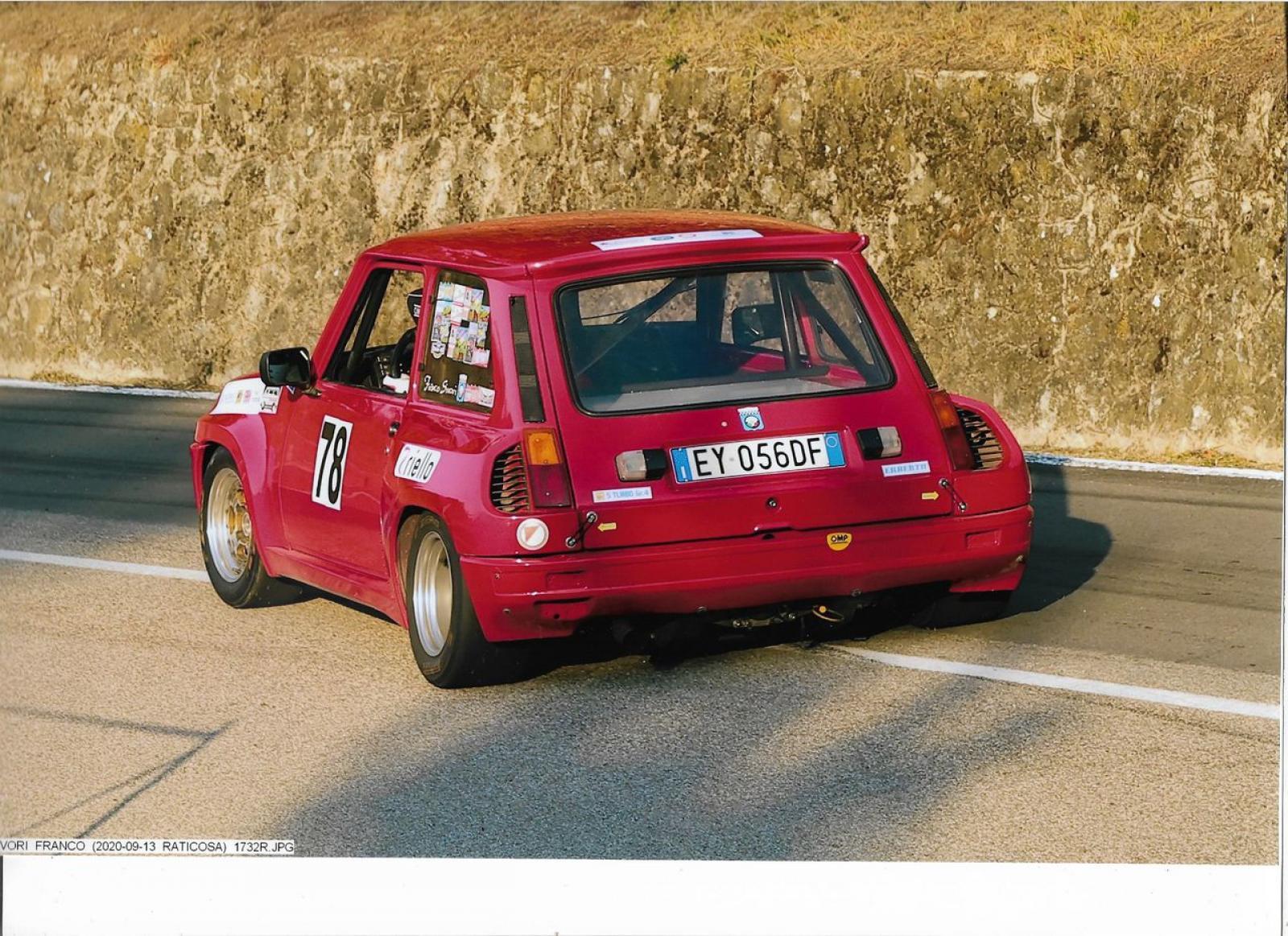 Renault 5 Turbo Group 4 RWD - 2