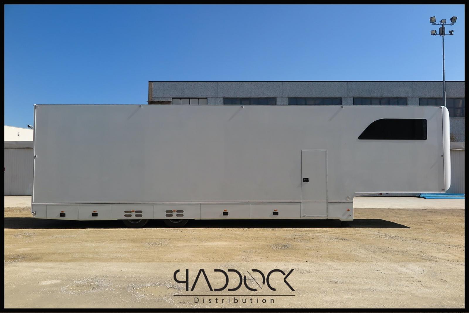 USED TRAILER ASTA CAR Z2 BY PADDOCK DISTRIBUTION - 1