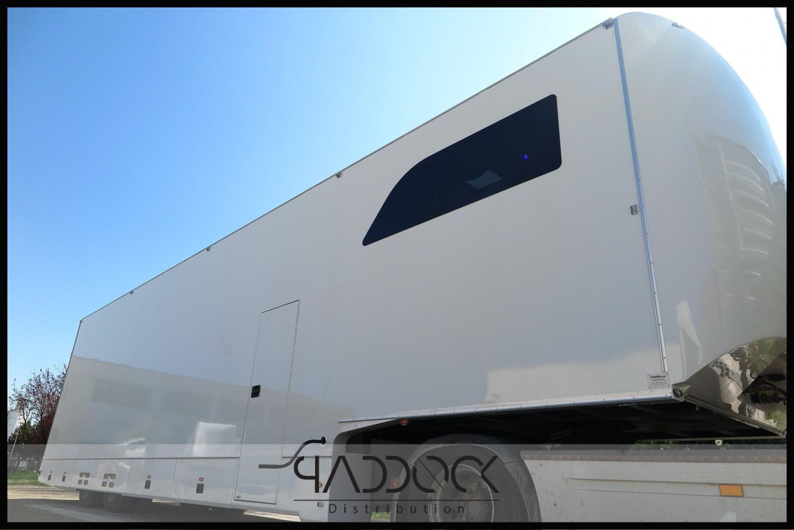 USED TRAILER ASTA CAR Z2 BY PADDOCK DISTRIBUTION - 2