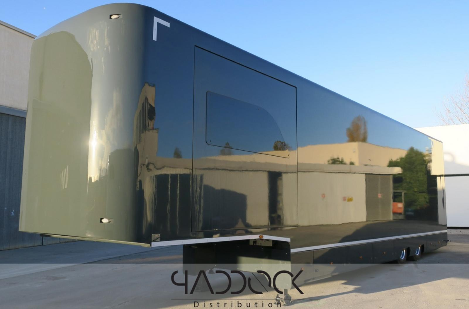 NEW 2020 ASTA CAR TRAILER BY PADDOCK DISTRIBUTION - 1
