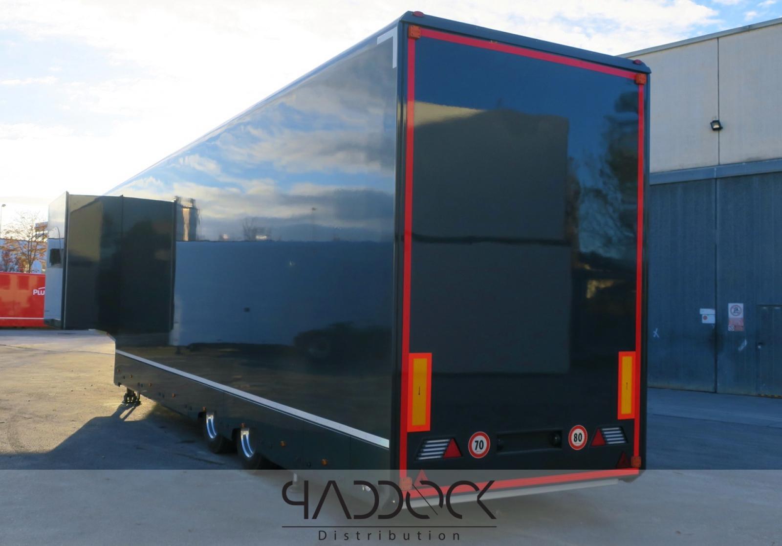 NEW 2020 ASTA CAR TRAILER BY PADDOCK DISTRIBUTION - 2