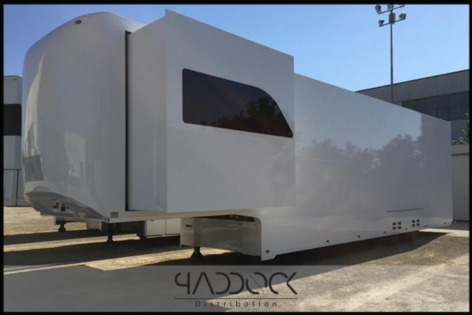 ASTA CAR Z3 SLIDE TRAILER BY PADDOCK DISTRIBUTION - 1