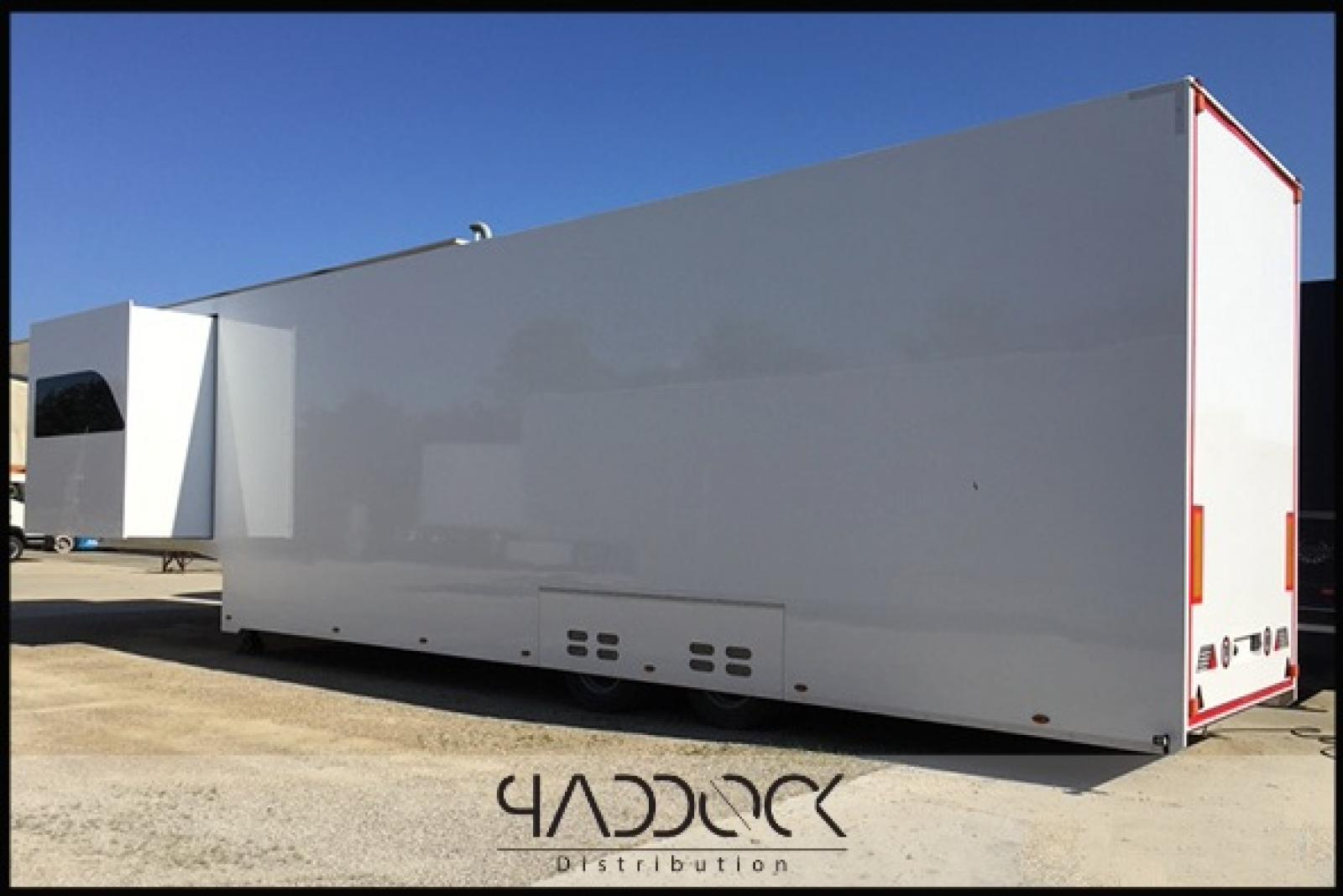 ASTA CAR Z3 SLIDE TRAILER BY PADDOCK DISTRIBUTION - 2