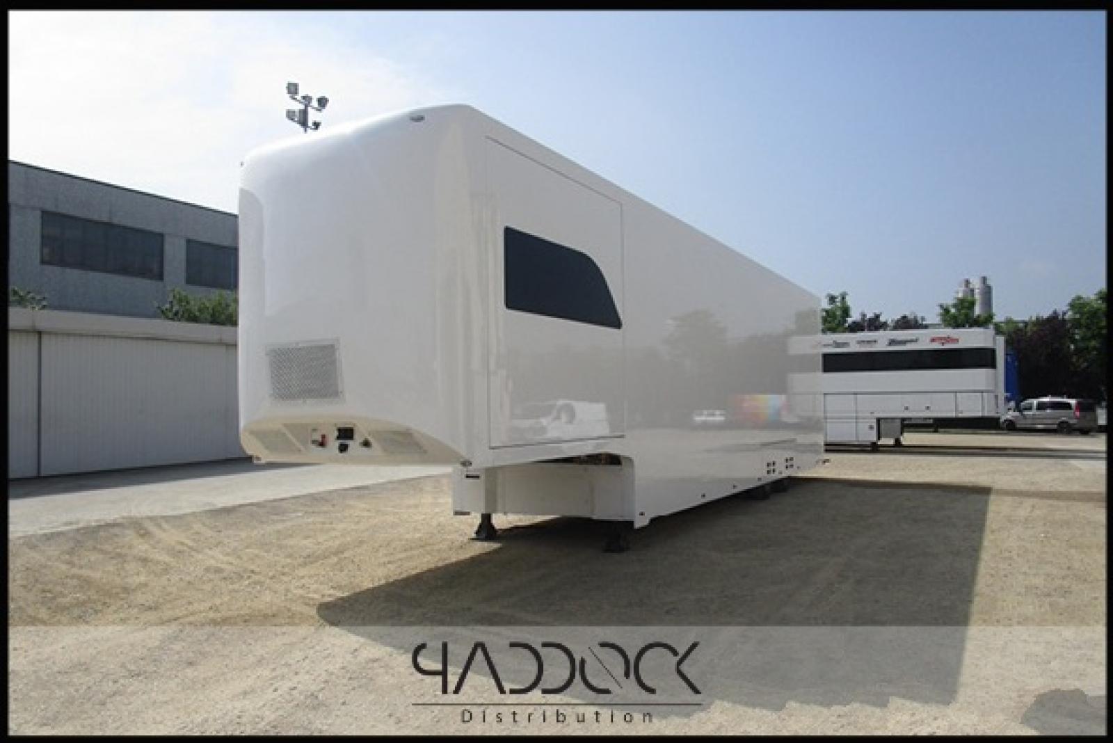 ASTA CAR Z3 SLIDE TRAILER BY PADDOCK DISTRIBUTION - 4