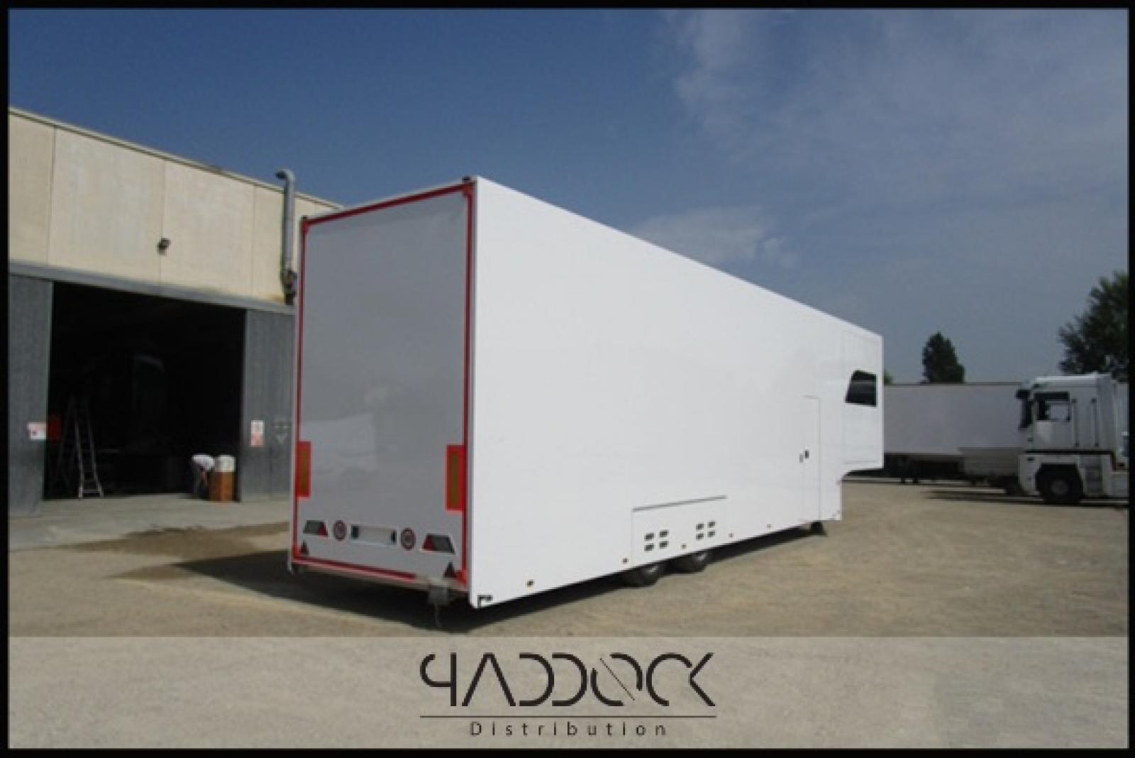 ASTA CAR Z3 SLIDE TRAILER BY PADDOCK DISTRIBUTION - 5