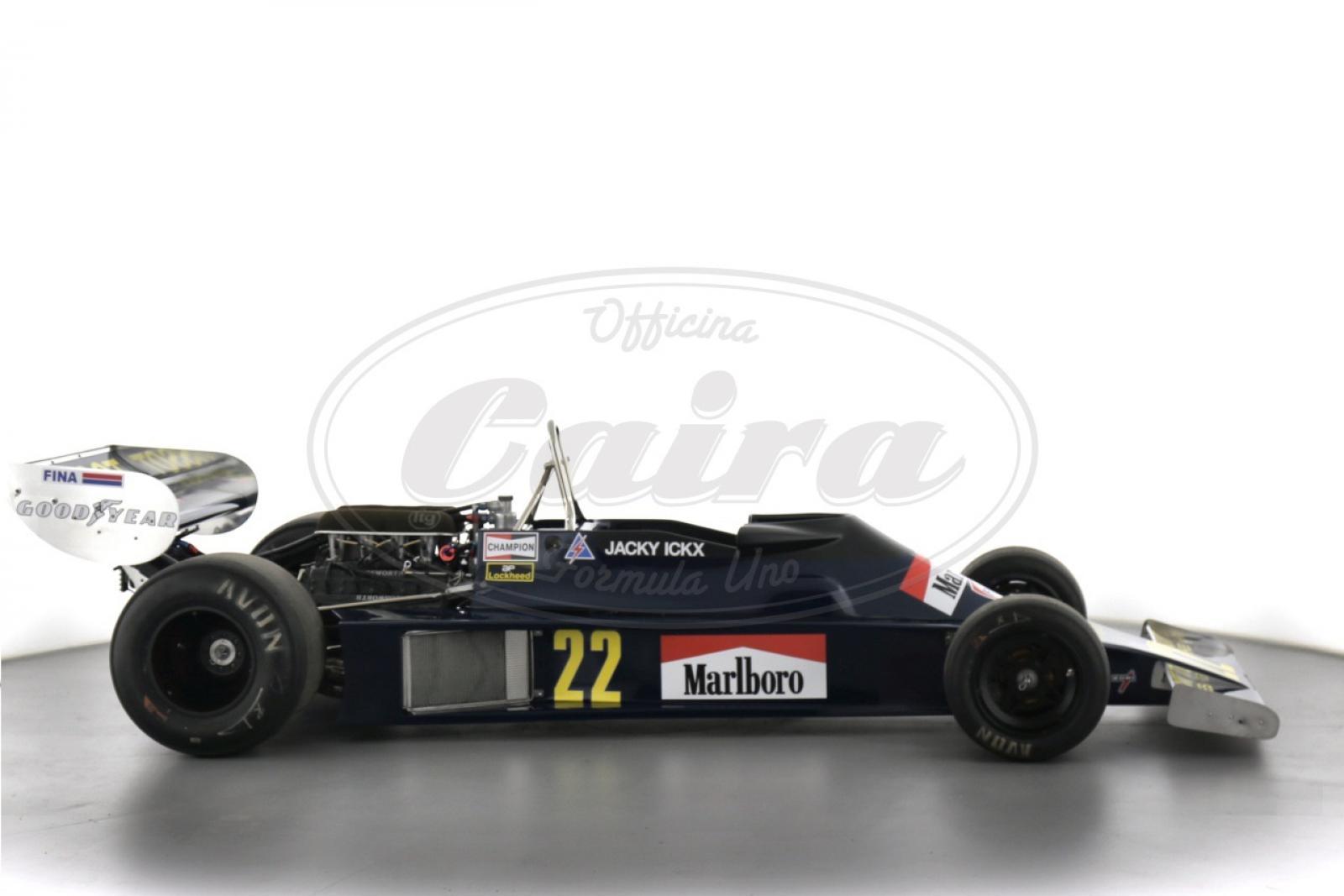 F1 Ensign N177 - 1