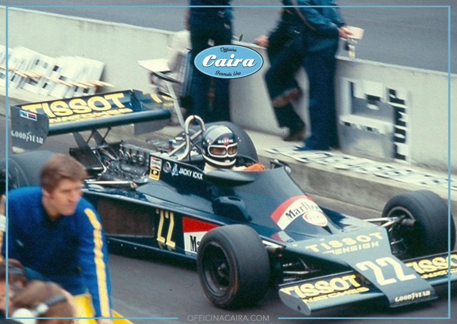 F1 Ensign N177 - 4