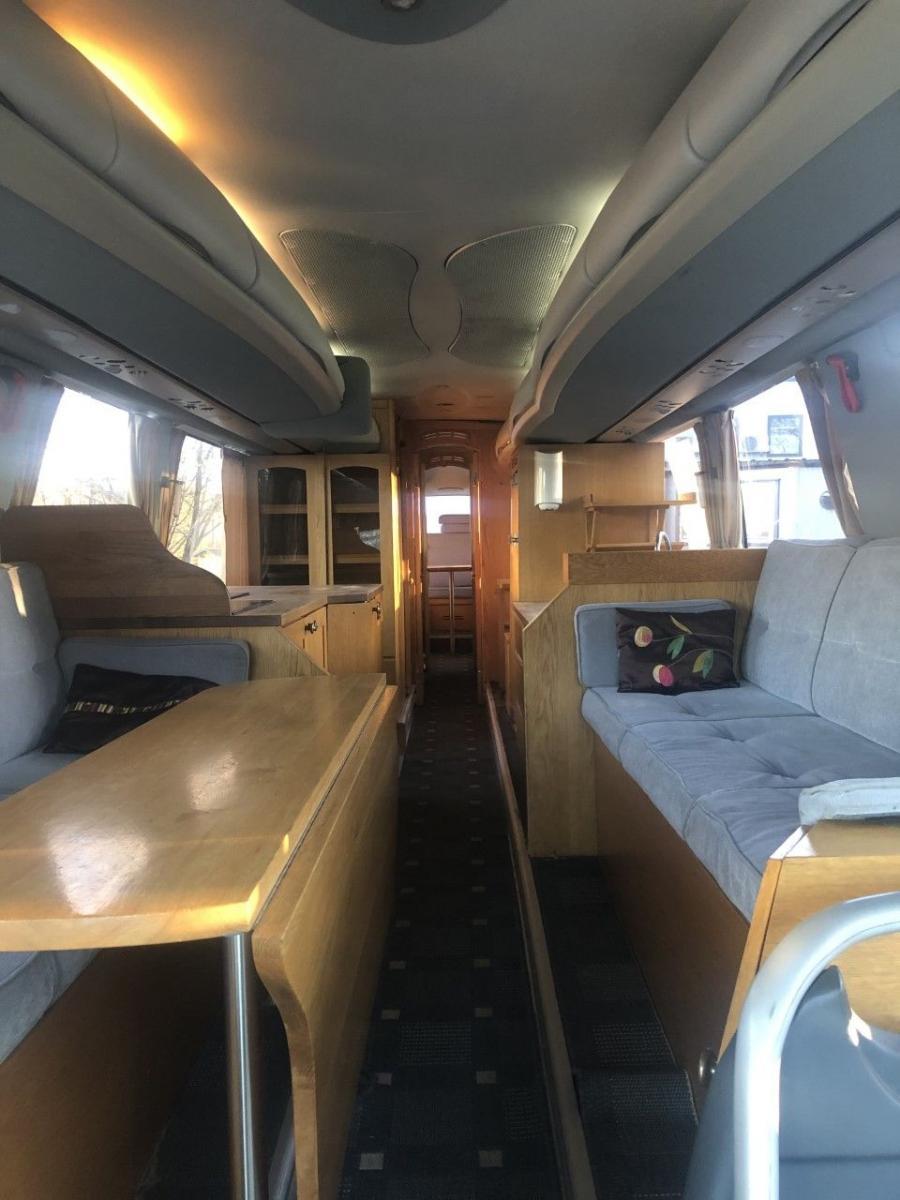 Scania Motorhome + Race trailer - 3
