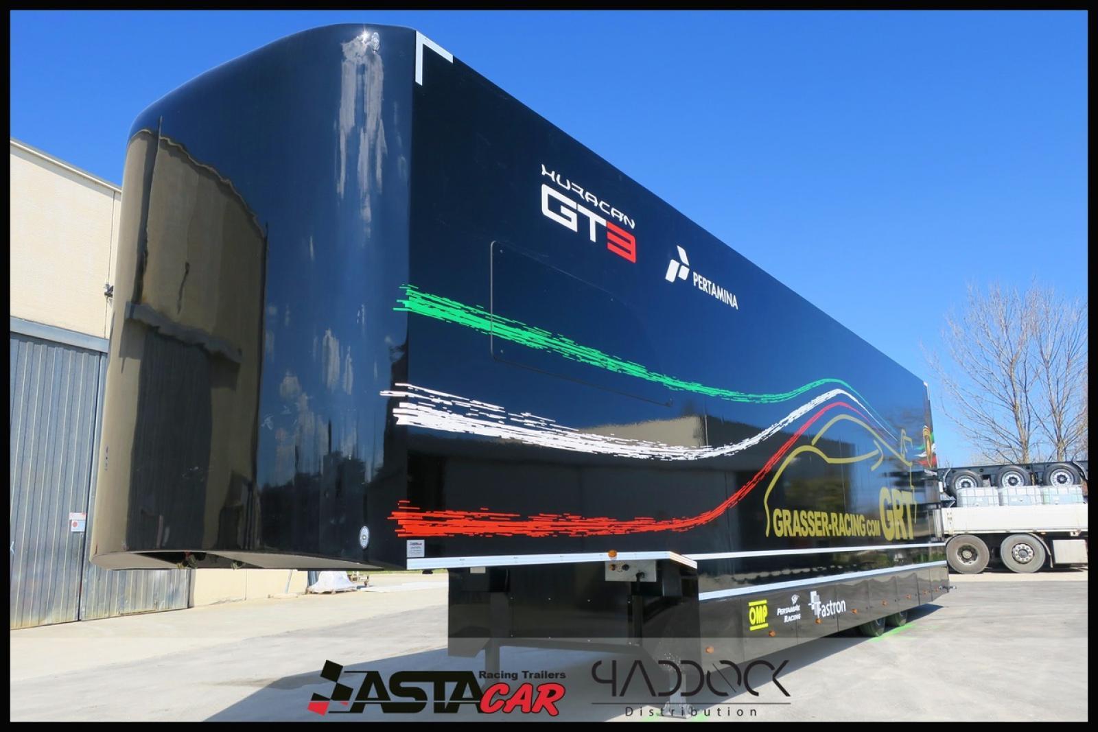 USED TRAILER ASTA CAR Y2 BY PADDOCK DISTRIBUTION - 1