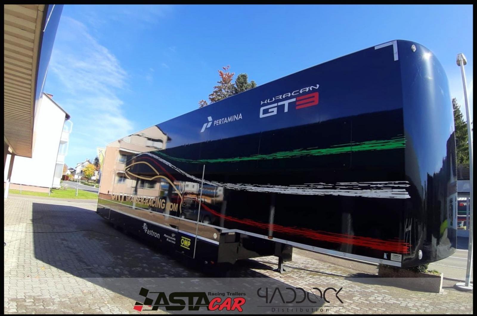 USED TRAILER ASTA CAR Y2 BY PADDOCK DISTRIBUTION - 2