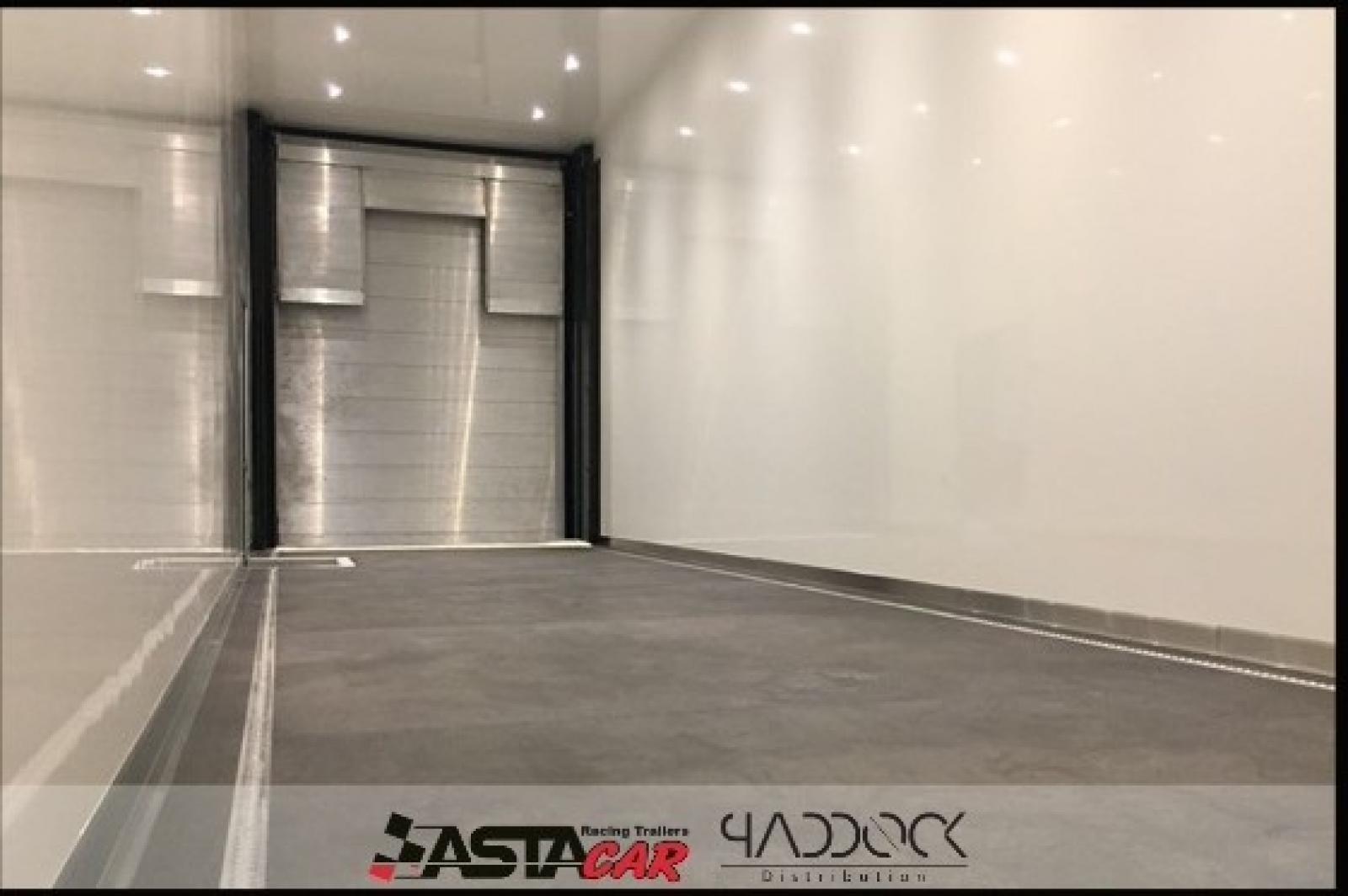 USED TRAILER ASTA CAR Y2 BY PADDOCK DISTRIBUTION - 5