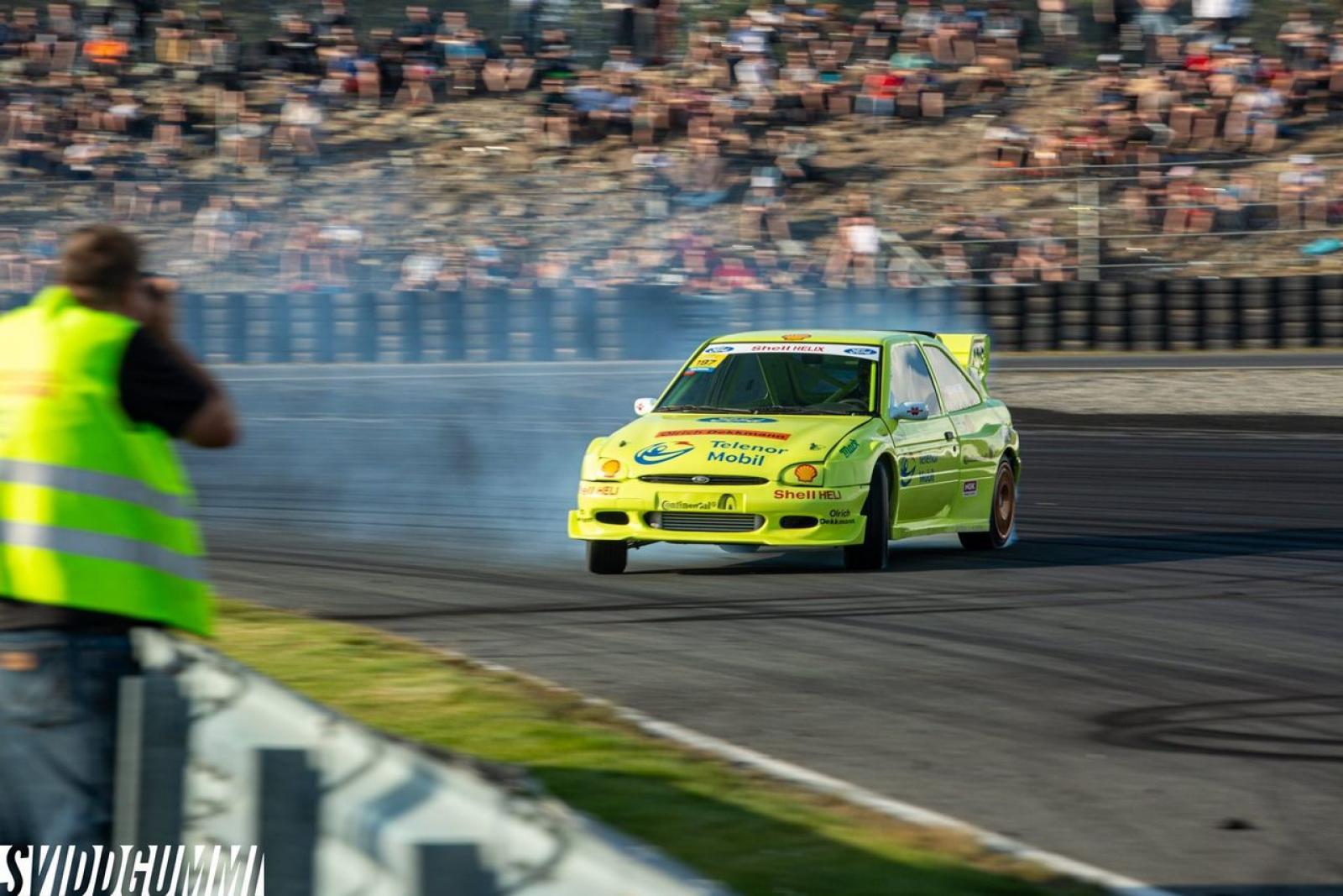 Ford Escort RS 2000 F1RX Martin Schanche - 3
