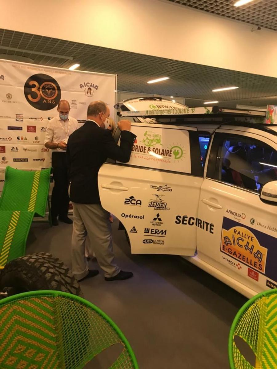 MITSUBISHI Outlander 4x4 PHEV Hybrid and Solar for Rally Orientation and Expedition - 4