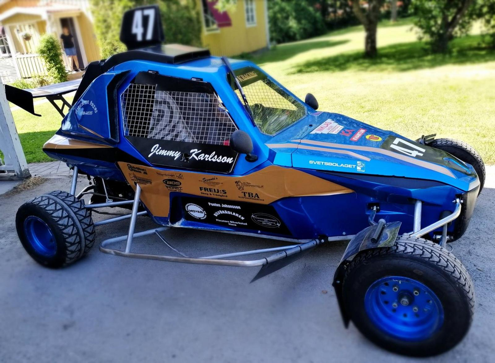 Crosskart Xtreme / Kartcross RX01 - 1