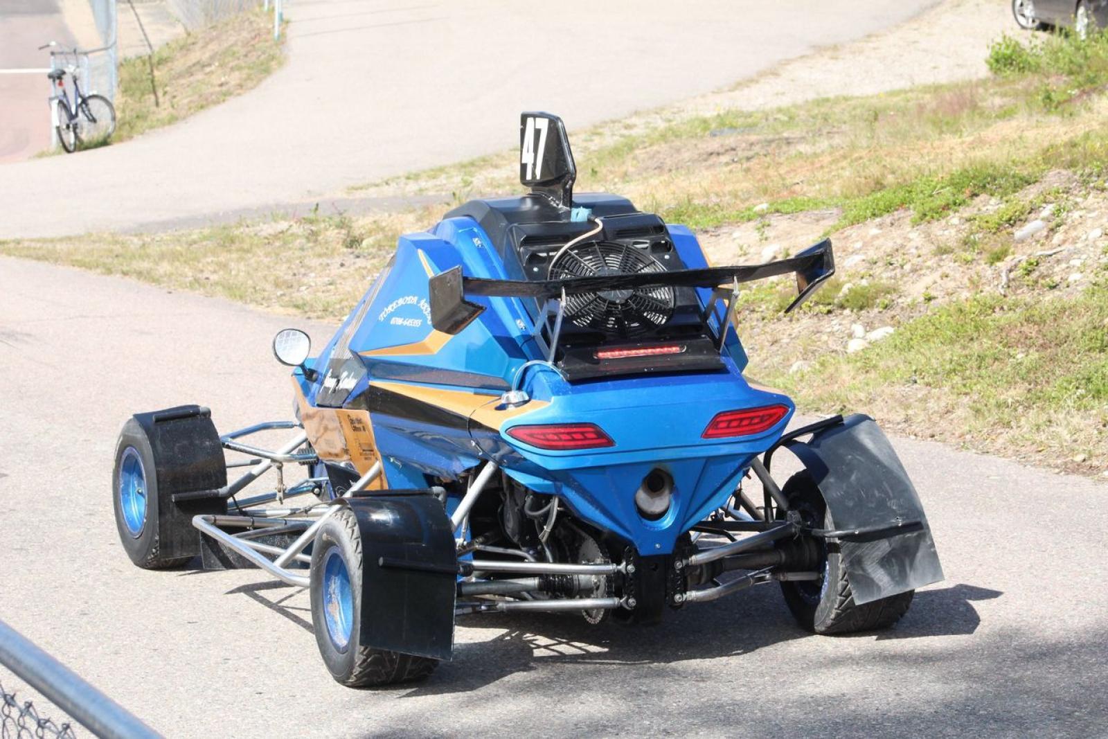 Crosskart Xtreme / Kartcross RX01 - 2