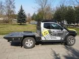 Nissan Navara 4x4 camping-car (amovible) - Photo 2