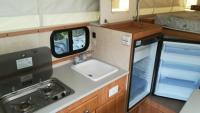 Nissan Navara 4x4 camping-car (amovible) - Photo 4