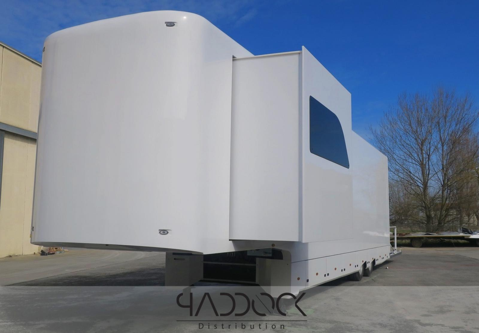 Z2 SLIDE 4699 ASTA CAR TRAILER BY PADDOCK DISTRIBUTION - 2