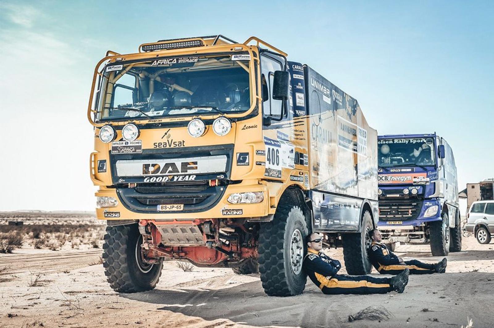 DAF Rally truck 2019 - 1