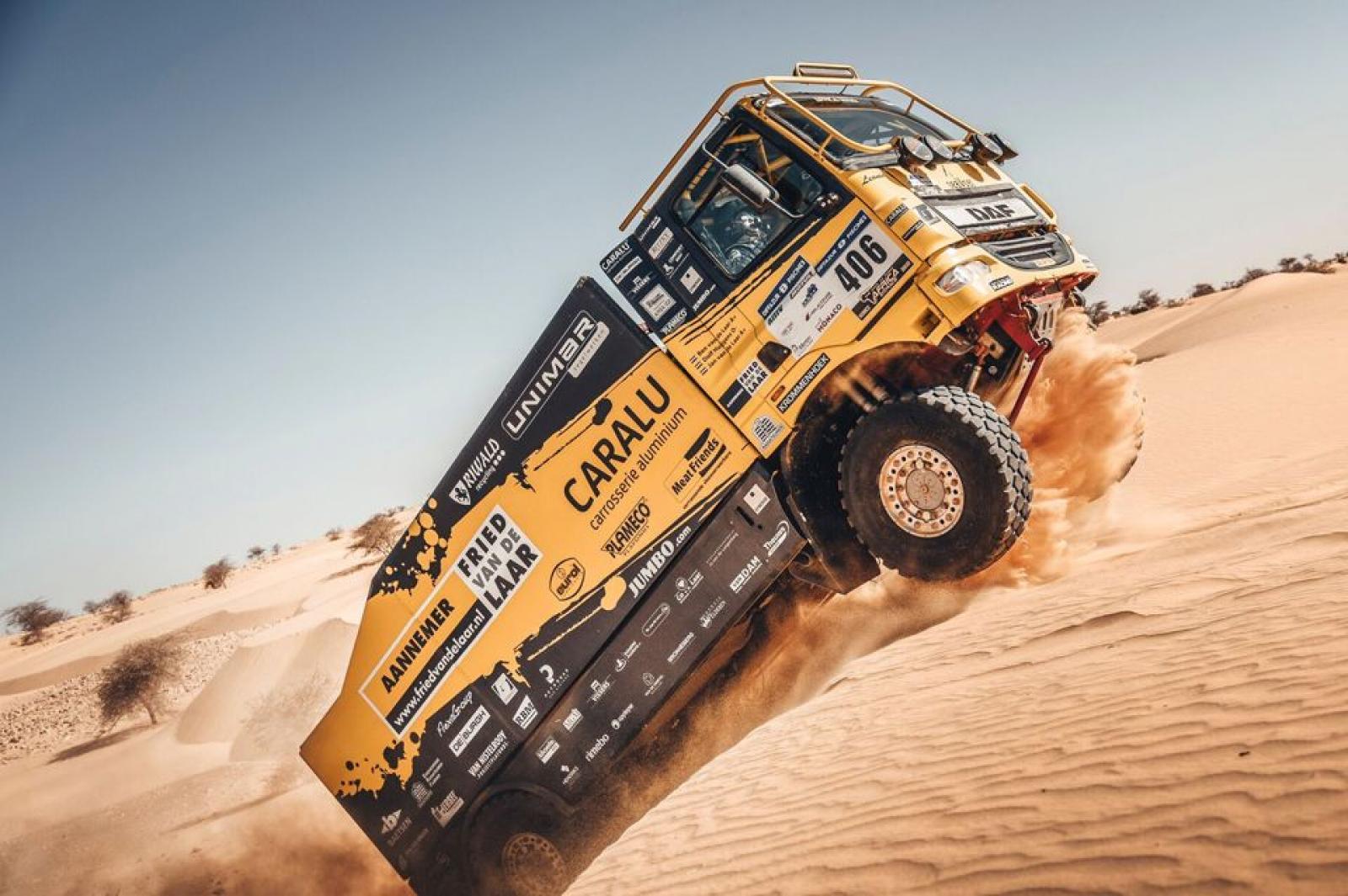 DAF Rally truck 2019 - 2