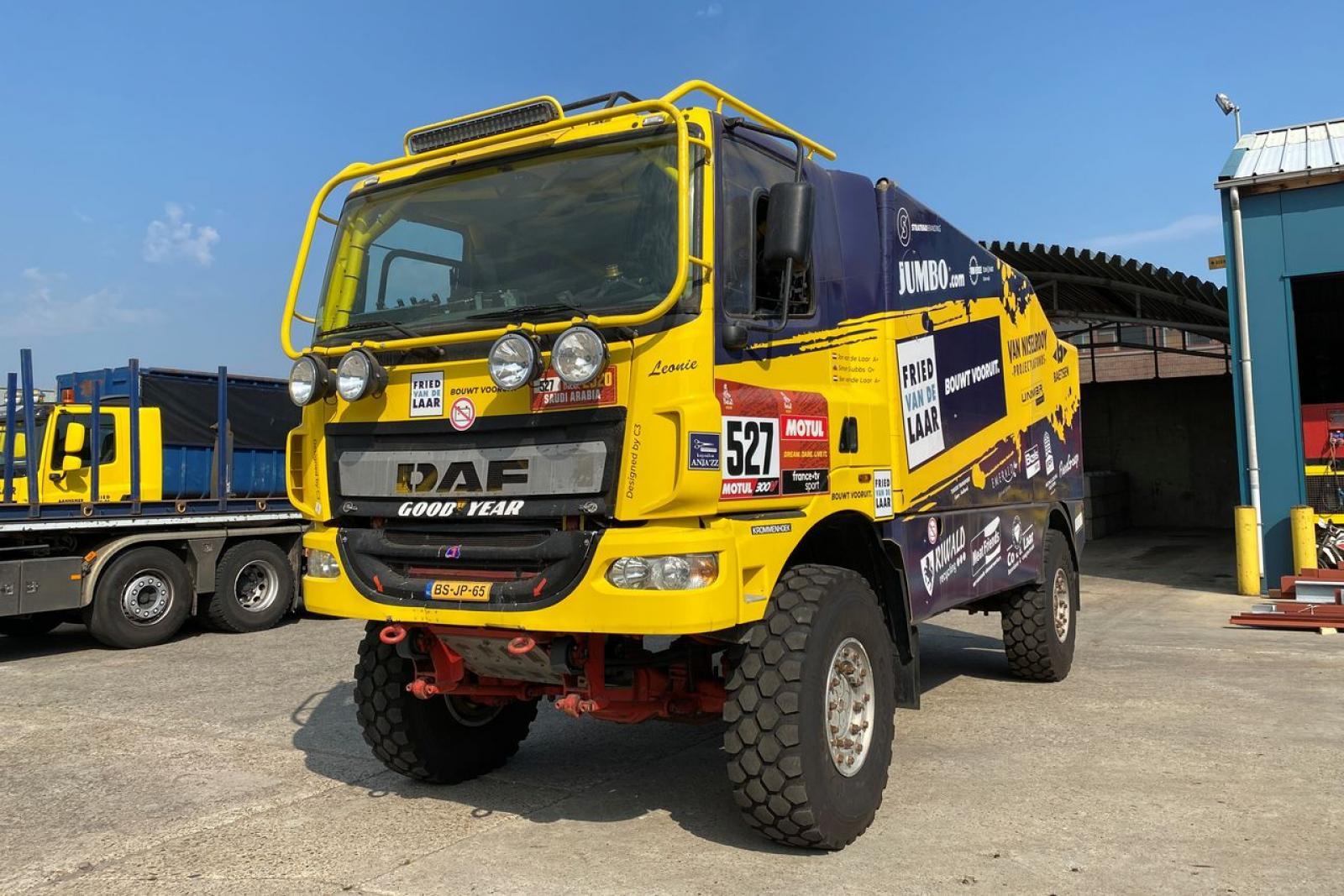DAF Rally truck 2019 - 3
