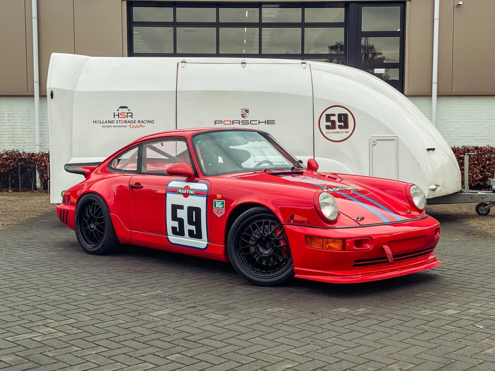 Porsche 964 RS - 1