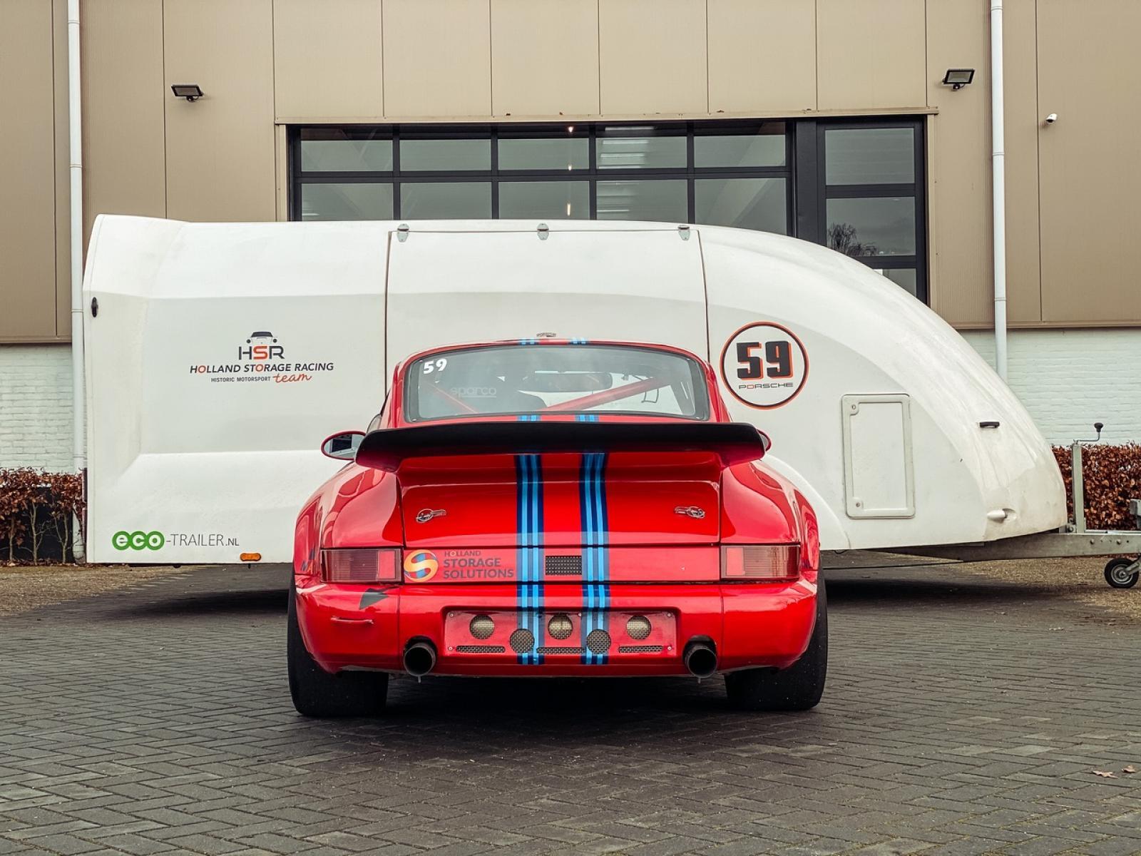 Porsche 964 RS - 2