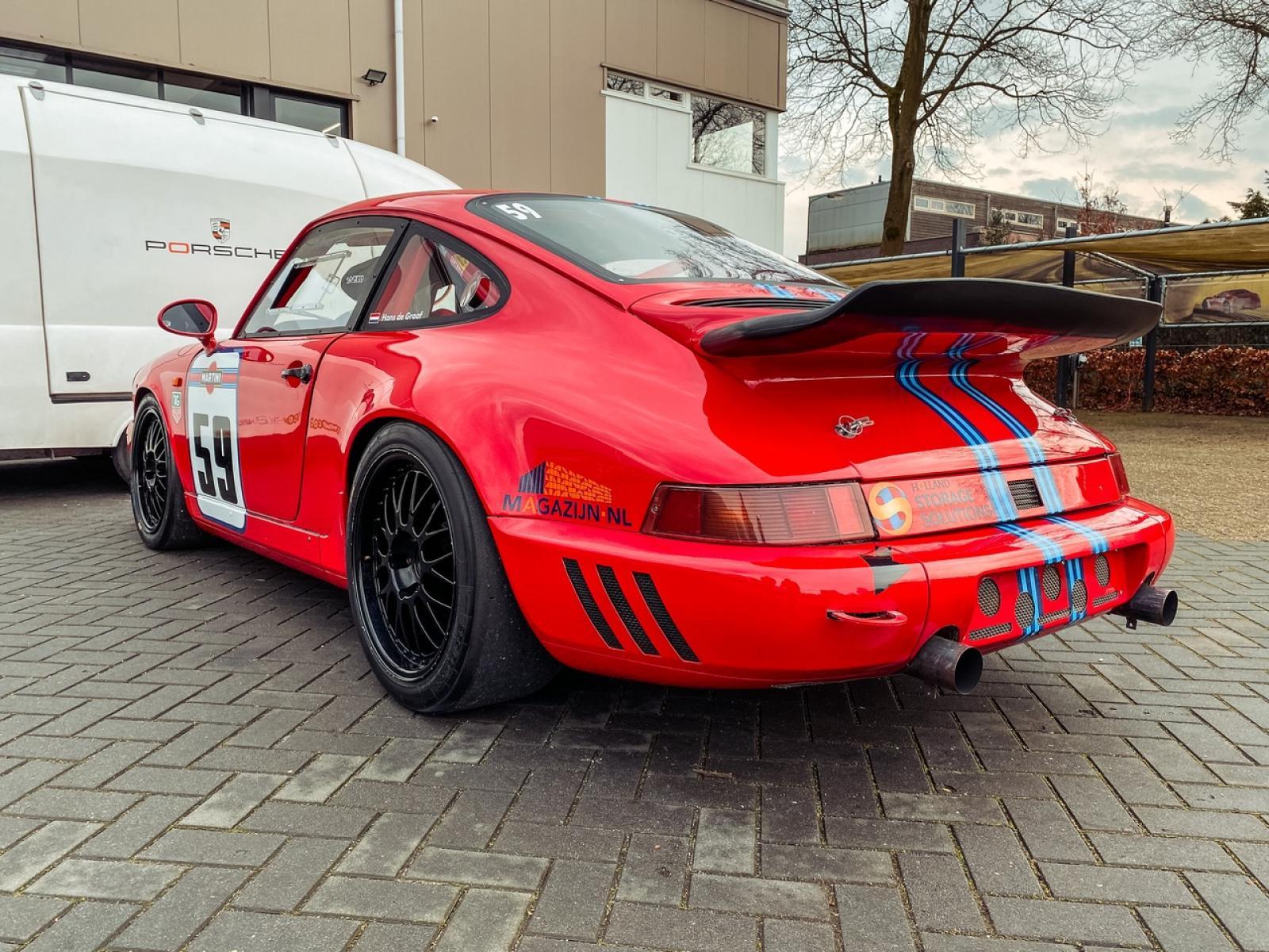 Porsche 964 RS - 3