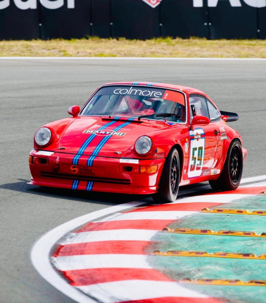 Porsche 964 RS - 5
